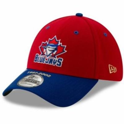 New Era ニュー エラ スポーツ用品  New Era Toronto Blue Jays Red/Royal Timeline Collection 39THIRTY Flex Hat