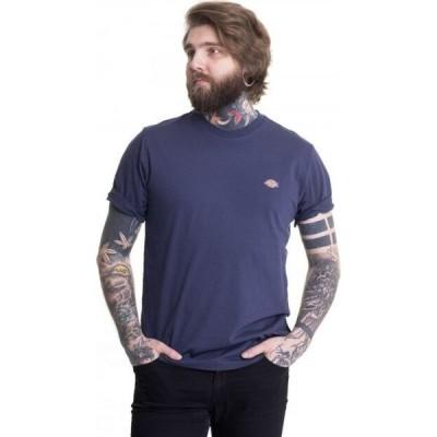 ディッキーズ Dickies メンズ Tシャツ トップス - Mapleton Navy Blue - T-Shirt blue