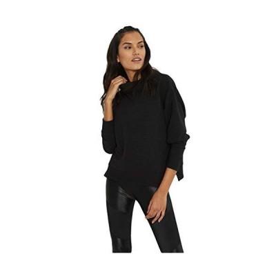 Noli Yoga Womens NOTO Pullover Sweater (Black, X-Small)並行輸入品 送料無料