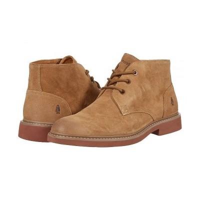 Hush Puppies ハッシュパピーズ メンズ 男性用 シューズ 靴 ブーツ チャッカブーツ Detroit Chukka - Chestnut Suede