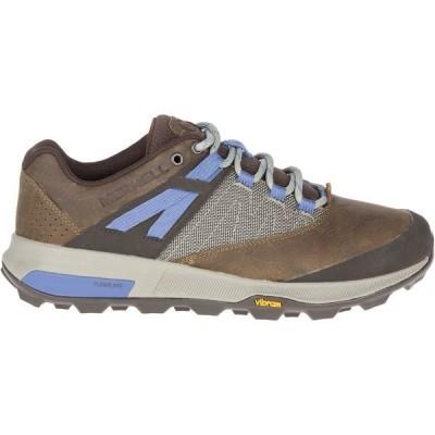 メレル ブーツ&レインブーツ シューズ レディース Merrell Women's Zion Hiking Shoes Cloudy