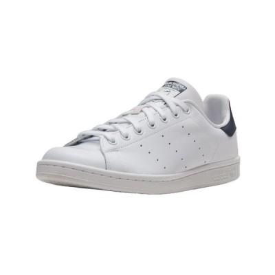 アディダス Adidas メンズ スニーカー スタンスミス シューズ・靴 STAN SMITH SNEAKER White/White/Navy