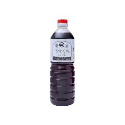 二反田醤油 うすくち 1L