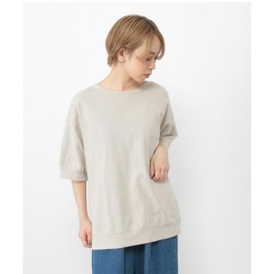 tシャツ Tシャツ リファルコソフトパフソデTシャツ