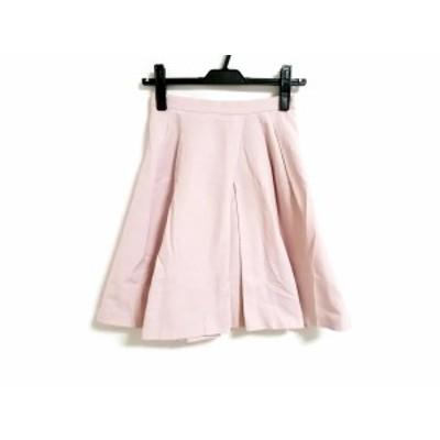 アプワイザーリッシェ Apuweiser-riche スカート サイズ00 XS レディース ピンク【中古】20200311