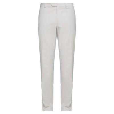 OSCAR JACOBSON パンツ ホワイト 52 コットン 99% / ポリウレタン 1% パンツ
