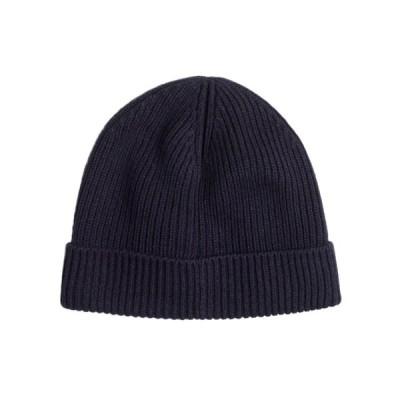 ジェイクルー J.Crew メンズ Men's ニット帽 Classic Cuff Knit Hat ネイビー Navy