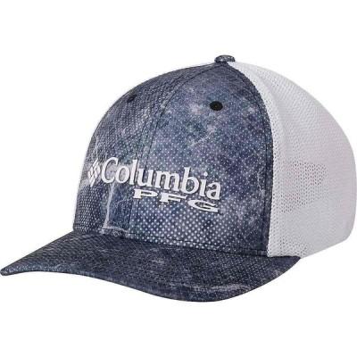 コロンビア Columbia ユニセックス キャップ 帽子 camo mesh ball cap Black Realtree MAKO
