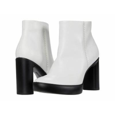 エコー レディース ブーツ・レインブーツ シューズ Shape Sculpted Motion 75 Ankle Boot Bright White