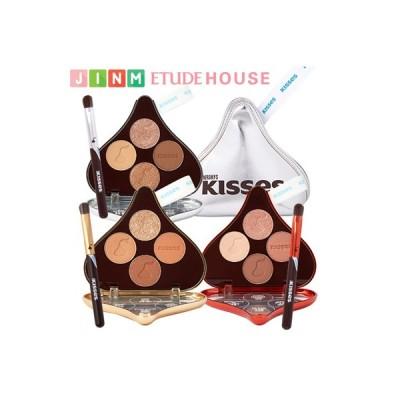 【ポーチ付き】 ETUDE HOUSE エチュードハウス ハーシーキス ビッグ キット 3類 エチュードハウス キスチョコ アイシャドウ 韓国コスメ