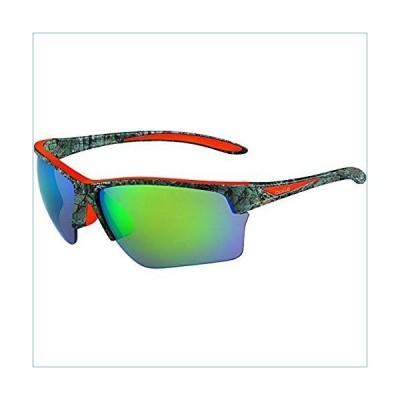 Bolle Flash Sunglasses, Realtree Xtra並行輸入品