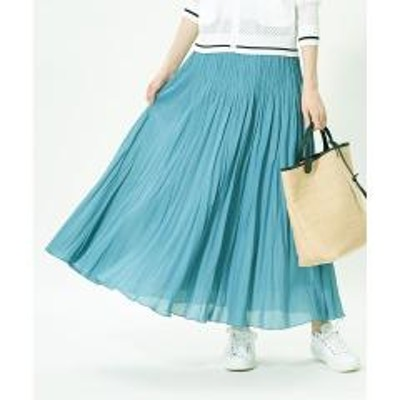 キャラオクルスプリーツスカート