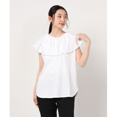 tシャツ Tシャツ SUGAR ROSE/シュガーローズ/ラッフルカラーカットソーTOPS
