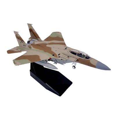 1/100合金航空機戦闘機モデルとスタンド.空軍飛行機モデルのおもちゃ子供のギフト