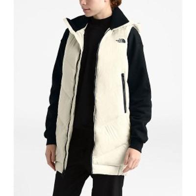 (取寄)ノースフェイス レディース アルボルズ ベスト The North Face Women's Albroz Vest Vintage White