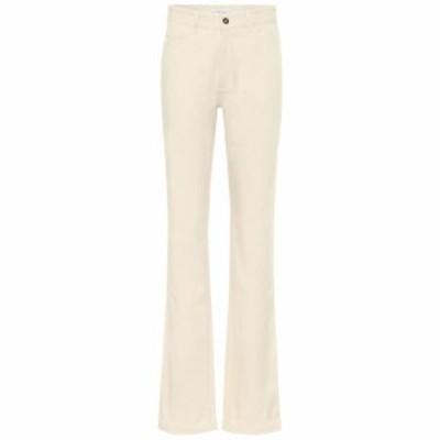 マシュー アダムズ ドーラン Matthew Adams Dolan レディース ジーンズ・デニム ボトムス・パンツ High-rise straight jeans Pfd