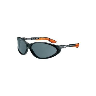 あすつく対応 「直送」 UVEX  9188076  二眼型保護メガネ サイブリック 9188076