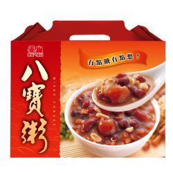 泰山 八寶粥禮盒款(375gx12入)