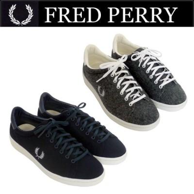 フレッドペリー (FRED PERRY) シューズ BREAUX WOOL F29637 ユニセックス メンズ レディース あすつく