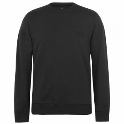 ポールスミス PS by Paul Smith メンズ スウェット・トレーナー トップス Plain PS Logo Sweatshirt Grey
