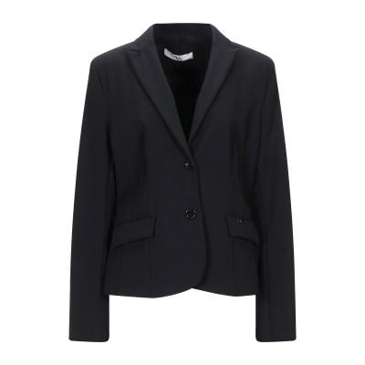 X'S MILANO テーラードジャケット ブラック 48 ナイロン 88% / ポリウレタン 12% テーラードジャケット