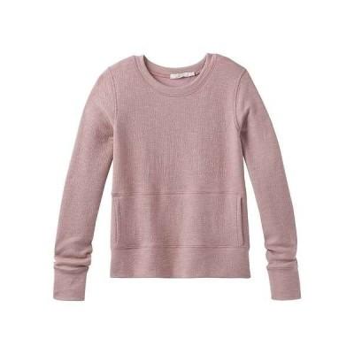 プラーナ レディース パーカー・スウェット アウター Prana Women's Sunrise Sweatshirt