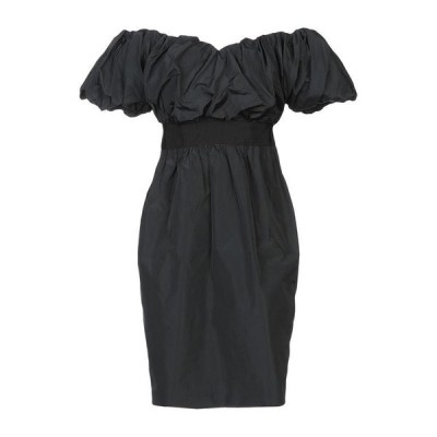 MSGM チューブドレス ファッション  レディースファッション  ドレス、ブライダル  パーティドレス ブラック