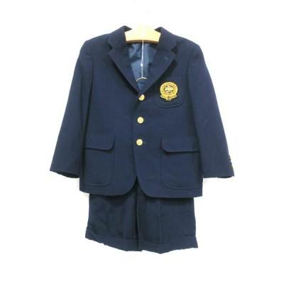【中古】J.PRESS ジェイプレス 子供服 キッズ 男の子 秋冬 入学式 卒園式 120cm スーツ