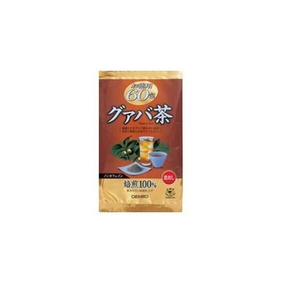「オリヒロ」 徳用グァバ茶 60包 (2g×20包×3袋入)  「健康食品」