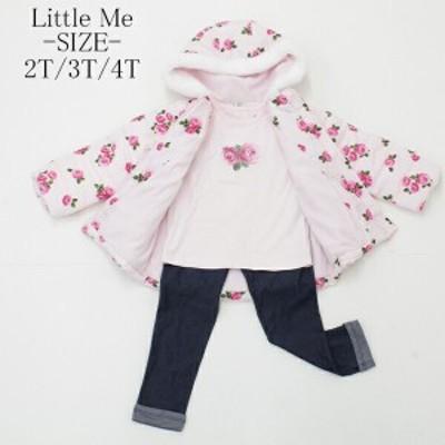 送料無料 アウトレット Little Me キッズ 3PC ジャケット&ボトムス #1232464 P62