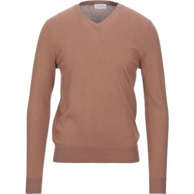 バランタイン BALLANTYNE メンズ ニット・セーター トップス sweater Brown