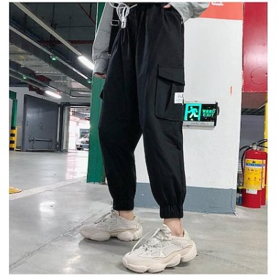 ヒップホップ レディース スウェットパンツ ウエストゴム ダンス衣装 ヒップホップ 運動パンツ ダンスウェア HIPHOP ステージ 公演服 韓国ファション