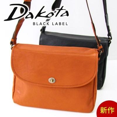 Dakota BLACK LABEL ダコタ ブラックレーベル シェルブール ショルダーバッグ 1620514