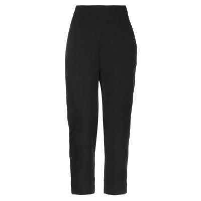 OTTOD'AME パンツ ブラック 42 ポリエステル 90% / ポリウレタン 10% パンツ