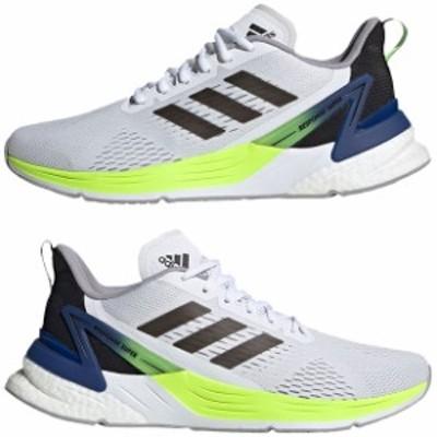 レスポンス スーパー フットウェアホワイト×コアブラック 【adidas アディダス】ランニングシューズfx4832