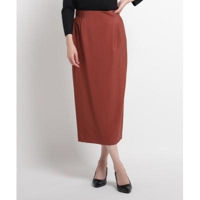 COUP DE CHANCE / 【洗える】ミモレタイトスカート WOMEN スカート > スカート