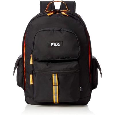 [フィラ] リュック メンズ レディース 大容量 リュックサック カジュアル 27l a4 PCポケット サイドポケット 多収納 二層式 通学 軽量