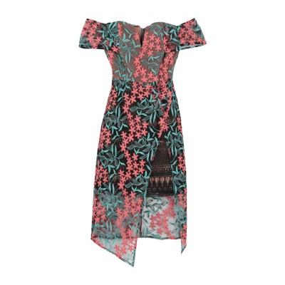 ELLIATT ミニワンピース&ドレス ライトグリーン M ポリエステル 100% ミニワンピース&ドレス