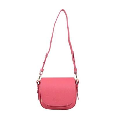 BAGGHY レディース ショルダーバッグ メッセンジャーバッグ 鞄 ピンク