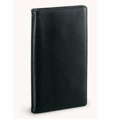 【メール便不可】 レイメイ ダ・ヴィンチ ジャストリフィルサイズ  聖書システム手帳(リング8mm) JDB3007B ブラック