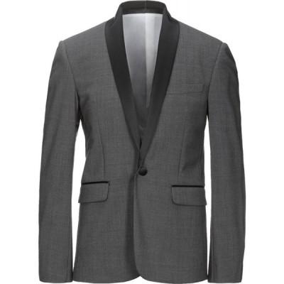 ディースクエアード DSQUARED2 メンズ スーツ・ジャケット アウター blazer Grey