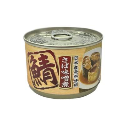 うまい村デイリー タイランドフィッシャリー さば味噌煮 缶 160g x24