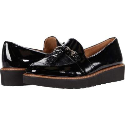 ナチュラライザー Naturalizer レディース ローファー・オックスフォード シューズ・靴 Estelle Black Shiny