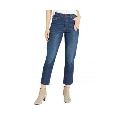 Hudson Jeans ハドソン ジーンズ レディース 女性用 ファッション ジーンズ デニム Holly Straight High-Rise Crop in Impromptu - Impromptu