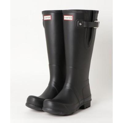 レインシューズ 【HUNTER】M ORG SIDE ADJUSTABLE ハンター メンズ レインブーツ 長靴