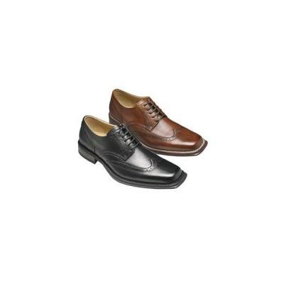 エセンド セレクション/ビジネスシューズ ウイングチップ/CKAT3404 ブラック/ダークブラウン/メンズ 靴