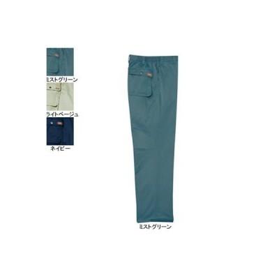 防寒着 防寒服 自重堂 48151 防寒パンツ L・ミストグリーン072 作業服 作業着 秋冬用 ズボン