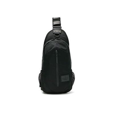 [マキャベリック]MAKAVELIC COCOON BODY BAG BLACKEDITION ボディバッグ G3106-10303 BLACK