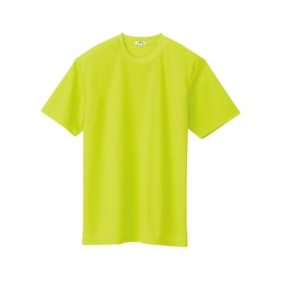 AZ-10574 アイトス 吸汗速乾(クールコンフォート)半袖Tシャツ(ポケット無し)(男女兼用) Tシャツ・カットソー, T-shirts,