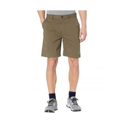 Prana プラナ メンズ 男性用 ファッション ショートパンツ 短パン Mcclee Shorts - Slate Green